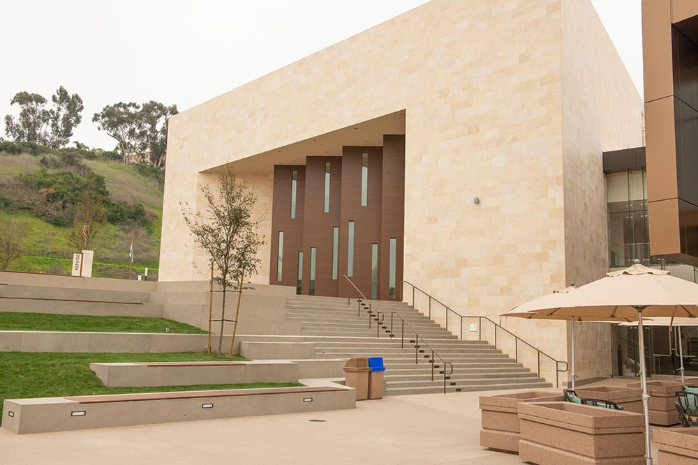 Legacy International Center Exterior