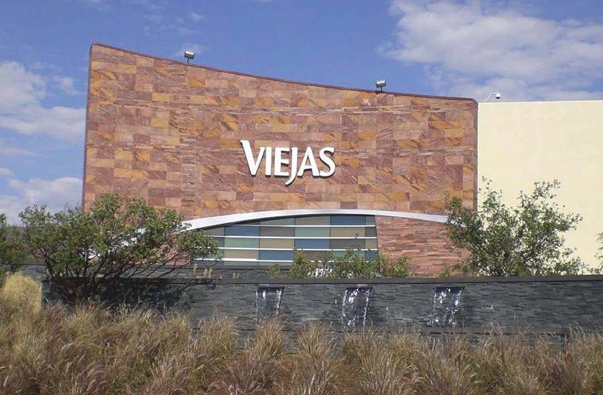 Viejas Casino Exterior